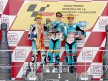 Espargaró, Smith and Terol on the podium in Valencia