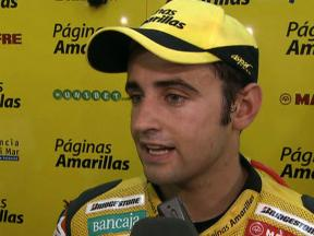 Barberá pleased with final 2010 result