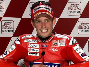 Valencia 2010 - MotoGP - Race - Interview - Casey Stoner