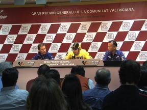 Fiat Yamaha Press Conference