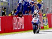 Jorge Lorenzo finish the race in Valencia