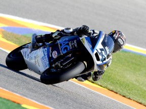 Kenan Sofuoglu in action in Valencia