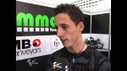 Valencia Test  2010 - Day one - Moto2 - Interview - Pol Espargaro