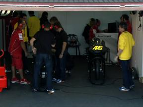 Valencia Test 2010 - Day one - MotoGP