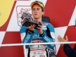 Nico Terol on the Podium at the Valencia GP