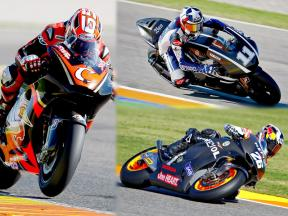Valencia Test 2010 - MotoGP Highlights - Day Two - Long Version