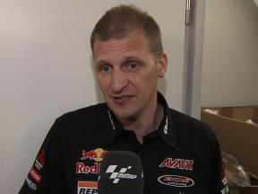 Aki Ajo thrilled to have Zarco and Vázquez on board for 2011