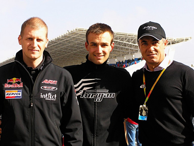 Ajo Motorsport welcomes Johann Zarco as new rider to the team