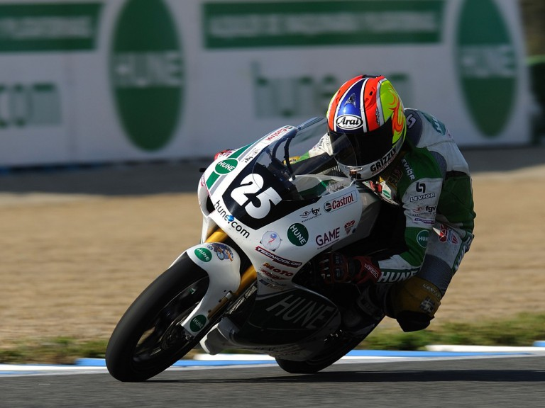 Maverick Viñales 125cc Spanish Champion 2010