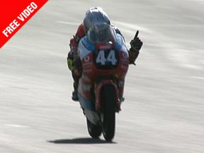 2010 - CEV Buckler - Round 7 - Jerez Highlights - 125
