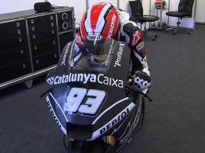 Private Jerez Test- Moto2 Highlights