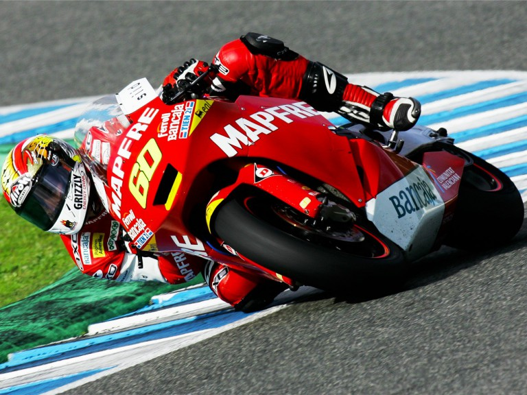 Julian Simon on testing at Jerez