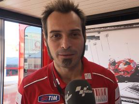 Vittoriano Guareschi's Ducati review and preview