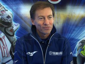 Lin Jarvis on another successful year for Yamaha