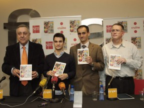 Pedrosa launches his children's book