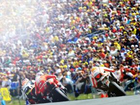 MotoGP 2010: The pick of the moments