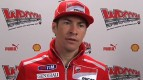 Nicky Hayden looks forward to the 2011 season