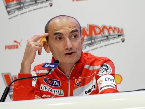 Ducati chief Claudio Domenicali