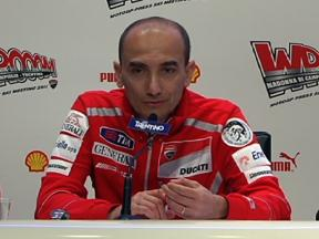 Domenicali full press conference at Wrooom