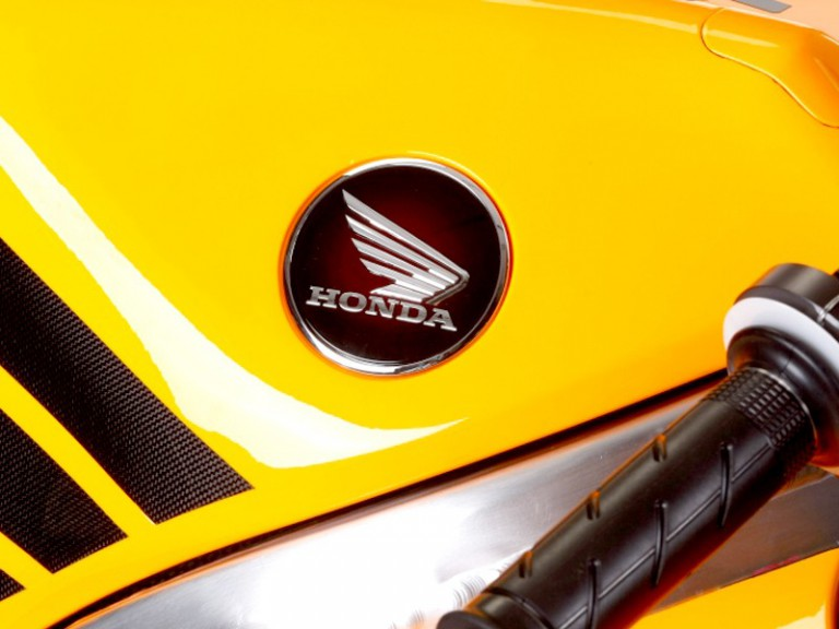 Honda RC212V detail