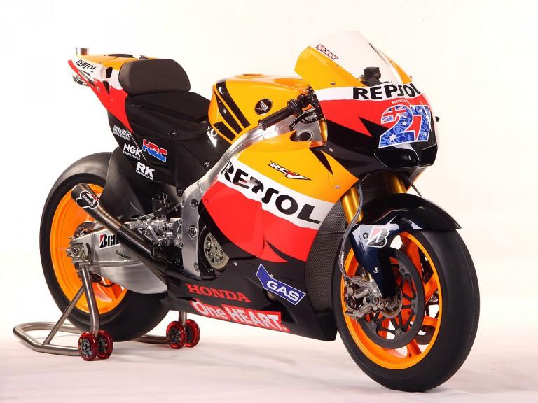 Stoner´s Honda RC212V