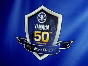 Yamaha, 50th year of road racing World Championship Grand Prix