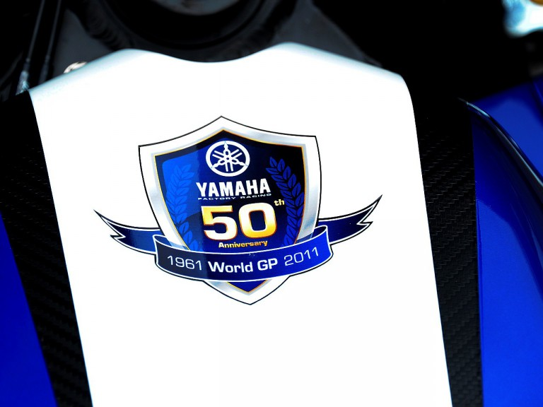 Yamaha, 50th year of road racing World Championship Grand Prix