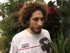 Simoncelli confident after good start in Malaysia