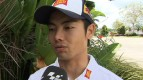 Aoyama encouraged by pre-season development