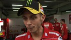 Rossi ready to push on after first Sepang Test