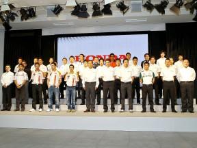 Honda Presentation 2011 at Tokyo