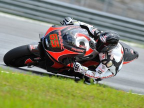 Cal Crutchlow, Monster Yamaha Tech 3, Sepang test