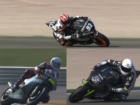 Moto2 Highlights from Valencia Pre-Season Test