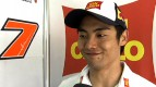 Aoyama starts work at second Sepang Test