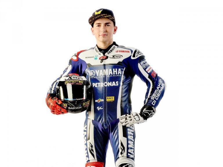 Yamaha Factory Racing´s Jorge Lorenzo