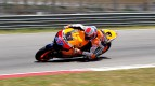 Casey Stoner in Sepang test