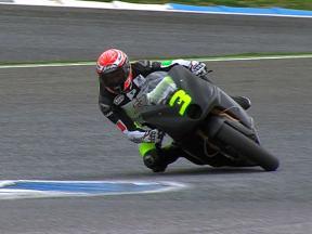 Moto2 continues pre-season in Portugal