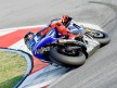 Jorge Lorenzo in action in Sepang test