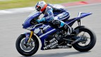 Ben Spies in action in Sepang test