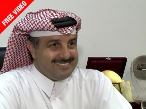 Nasser Khalifa Al-Atya about the QMMF project in Moto2