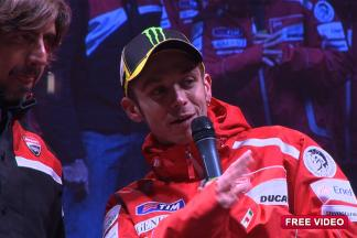Ducati MotoGP Night Highlights
