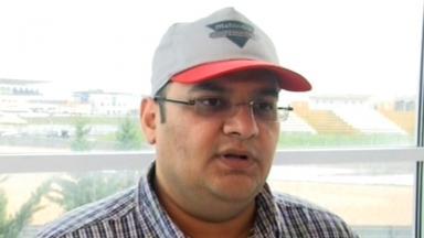 Mahindra Team Principal Mufaddal Choonia