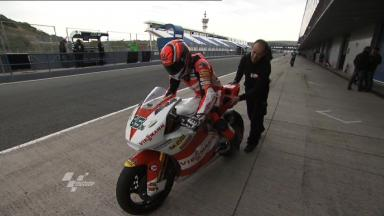 Final pre-season Moto2 Test highlights