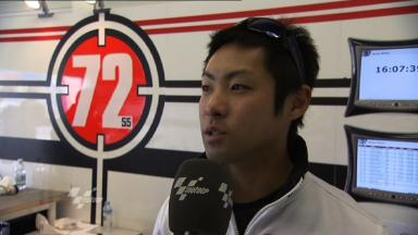Takahashi discusses Jerez Test