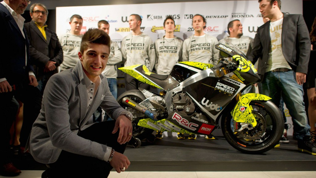 Andrea Iannone, Speed Master Team, Milan