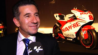 Jorge Martínez 'Aspar' on title ambitions for 2011