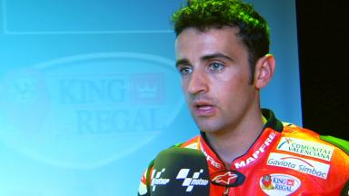 Barberá on his 2011 MotoGP expectations