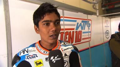 Kumar ready for first World Championship season