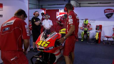 Losail Official Test - Day 1, 22h00