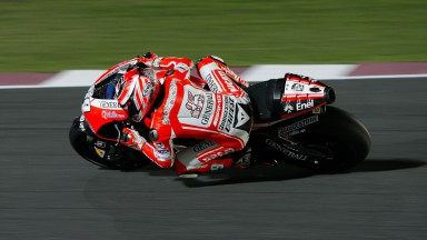 Nicky Hayden, Ducati Team, Qatar Test